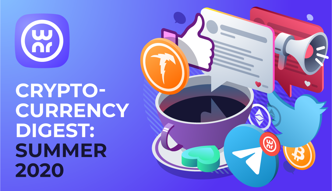 Crypto currency digest: summer 2020
