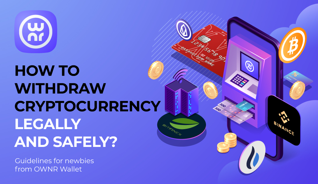 One of the main questions cryptocurrency users face is the question of cashing out the crypto. Here are some pieces of advice about converting their coins to fiat.